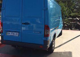 Голубий Мерседес Sprinter, объемом двигателя 2.7 л и пробегом 273 тыс. км за 11500 $, фото 25