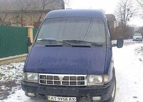 Синій ГАЗ 2217 Соболь, объемом двигателя 2.3 л и пробегом 100 тыс. км за 1700 $, фото 1