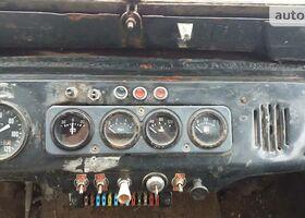 Оливковий ГАЗ 69, объемом двигателя 2.5 л и пробегом 100 тыс. км за 1591 $, фото 1