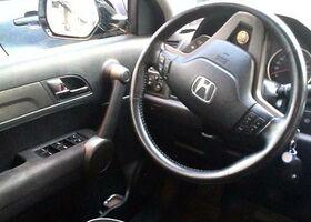 Черный Хонда СРВ, объемом двигателя 2 л и пробегом 130 тыс. км за 16500 $, фото 1