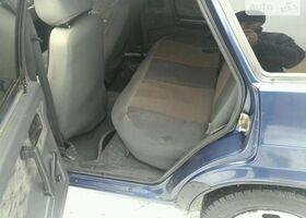 Синий ВАЗ 2109, объемом двигателя 1.5 л и пробегом 230 тыс. км за 2500 $, фото 1