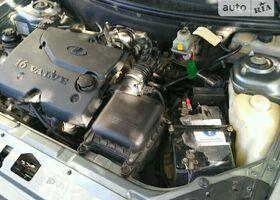 Серебряный ВАЗ 2170, объемом двигателя 1.6 л и пробегом 79 тыс. км за 4100 $, фото 1