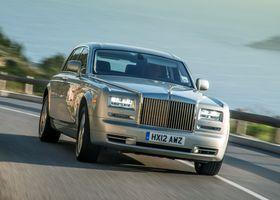 Rolls-Royce Phantom null
