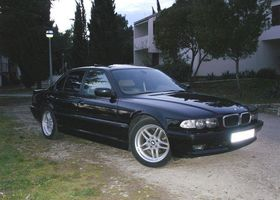 BMW 730 null