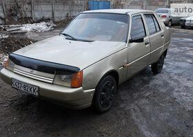 Бежевый ЗАЗ 1103 Славута, объемом двигателя 1.2 л и пробегом 84 тыс. км за 1800 $, фото 1