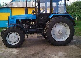 Синий МТЗ 1025 Беларус, объемом двигателя 4.7 л и пробегом 1 тыс. км за 17500 $, фото 1