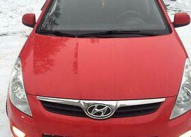Червоний Хендай і20, объемом двигателя 1.6 л и пробегом 77 тыс. км за 6500 $, фото 1