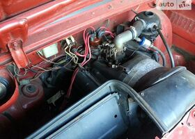 Червоний ЗАЗ 968, объемом двигателя 12 л и пробегом 75 тыс. км за 439 $, фото 1