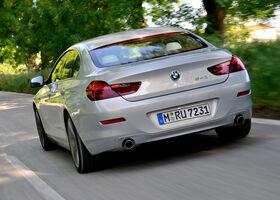 BMW 640 2016