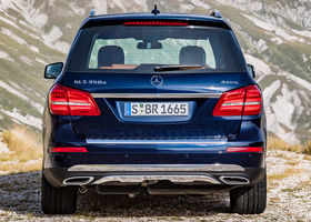 Mercedes-Benz GLS 350 2017