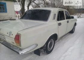Белый ГАЗ 24-10 Волга, объемом двигателя 2.4 л и пробегом 112 тыс. км за 995 $, фото 1