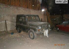 Зеленый УАЗ 469, объемом двигателя 0 л и пробегом 11 тыс. км за 703 $, фото 1