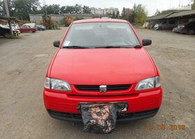 Красный Сеат Ароса, объемом двигателя 10 л и пробегом 140 тыс. км за 1200 $, фото 1