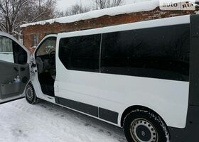 Білий Опель Віваро пас., объемом двигателя 1.87 л и пробегом 350 тыс. км за 9500 $, фото 1