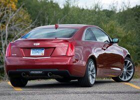 Cadillac ATS 2016