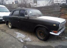 Чорний ГАЗ 24, объемом двигателя 2.4 л и пробегом 1 тыс. км за 300 $, фото 1