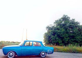 Голубий Москвич / АЗЛК 2140, объемом двигателя 1.5 л и пробегом 1000 тыс. км за 469 $, фото 1