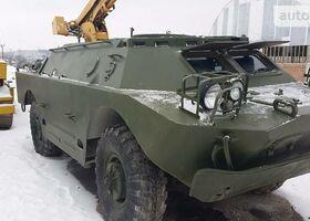 Зеленый БРДМ 2, объемом двигателя 5.5 л и пробегом 1 тыс. км за 7495 $, фото 1