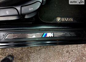 Чорний БМВ 5 Серія, объемом двигателя 3 л и пробегом 292 тыс. км за 6000 $, фото 19