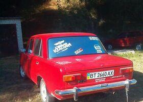 Червоний ВАЗ 2101, объемом двигателя 12 л и пробегом 1 тыс. км за 1059 $, фото 1