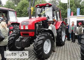 Красный МТЗ 1025 Беларус, объемом двигателя 0.11 л и пробегом 1 тыс. км за 25687 $, фото 1