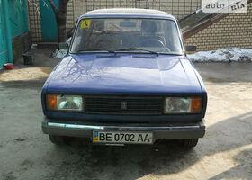 Синій ВАЗ 2104, объемом двигателя 1.5 л и пробегом 52 тыс. км за 3100 $, фото 1