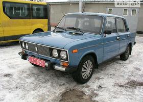 Голубой ВАЗ 2106, объемом двигателя 1.3 л и пробегом 1 тыс. км за 1850 $, фото 1
