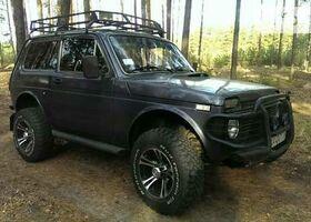 Серый ВАЗ 2121, объемом двигателя 1.6 л и пробегом 65 тыс. км за 4000 $, фото 1
