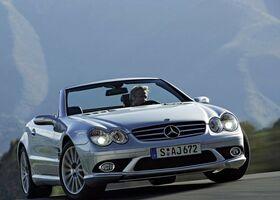 Mercedes-Benz SL 55 AMG null