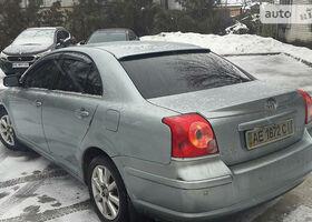 Сірий Тойота Авенсіс, объемом двигателя 1.8 л и пробегом 164 тыс. км за 10500 $, фото 1