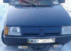 Синій ЗАЗ Нова, объемом двигателя 1.2 л и пробегом 160 тыс. км за 1650 $, фото 1