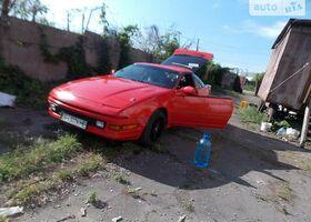 Вишнёвый Форд Проба, объемом двигателя 2 л и пробегом 160 тыс. км за 3400 $, фото 1