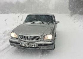 Серый ГАЗ 31105, объемом двигателя 2.28 л и пробегом 1 тыс. км за 3200 $, фото 1