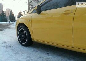 Жовтий Сеат Leon, объемом двигателя 1.6 л и пробегом 12 тыс. км за 6700 $, фото 1