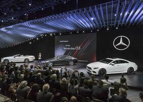 Спортивний шарм майбутнього. Новинки Mercedes-Benz на автосалоні в Лос-Анджелесі