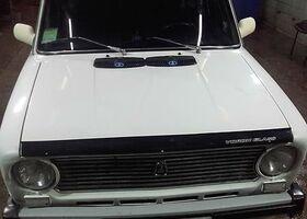 Белый ВАЗ 2101, объемом двигателя 1.3 л и пробегом 1 тыс. км за 556 $, фото 1