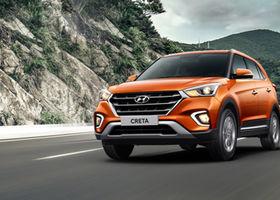 New Hyundai Creta доступен для покупки в Автоцентре Паритет!