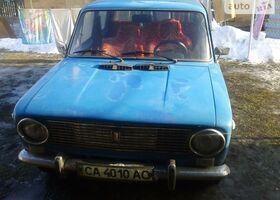 Синий ВАЗ 2101, объемом двигателя 1 л и пробегом 75 тыс. км за 590 $, фото 1