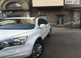 Білий Хонда СРВ, объемом двигателя 2 л и пробегом 70 тыс. км за 23000 $, фото 2