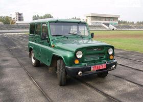 Зеленый УАЗ 31519, объемом двигателя 2.9 л и пробегом 20 тыс. км за 3700 $, фото 1