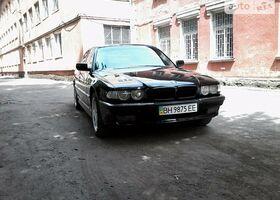 Черный БМВ 7 Серия, объемом двигателя 3 л и пробегом 290 тыс. км за 9200 $, фото 1