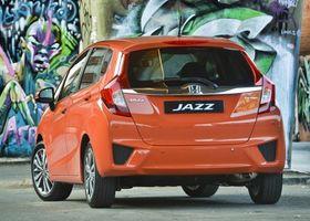 Honda Jazz 2016