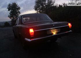 Черный ГАЗ 24, объемом двигателя 2.45 л и пробегом 47 тыс. км за 800 $, фото 1