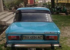 Синій ВАЗ 2106, объемом двигателя 1.5 л и пробегом 1 тыс. км за 1550 $, фото 1