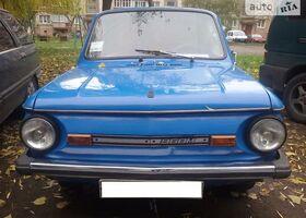 Синий ЗАЗ 968, объемом двигателя 1.2 л и пробегом 19 тыс. км за 390 $, фото 1