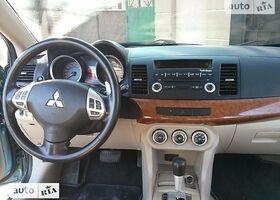 Бірюзовий Міцубісі Lancer, объемом двигателя 2 л и пробегом 160 тыс. км за 12500 $, фото 7