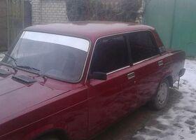 Червоний ВАЗ 2105, объемом двигателя 1.3 л и пробегом 24 тыс. км за 1400 $, фото 1