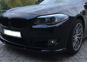 Чорний БМВ 5 Серія, объемом двигателя 3 л и пробегом 39 тыс. км за 0 $, фото 1