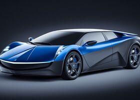 Электрический суперкар Elextra получил запас хода 600 км