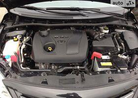 Чорний Тойота Королла, объемом двигателя 14 л и пробегом 40 тыс. км за 15500 $, фото 9